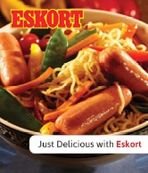 Just delicious with Eskort!