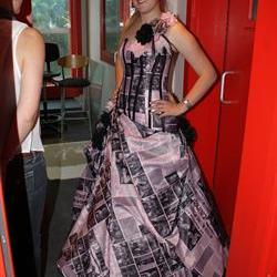 OFM LISTENER WEARS MOST TALKED ABOUT MATRIC FAREWELL GOWN