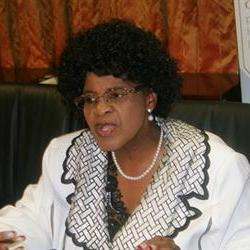 Human settlements officials suspended