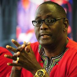 Vavi rushes off