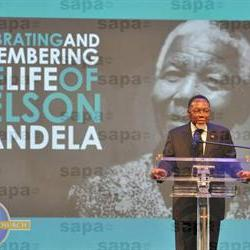 Feature: Mandela's memorial service
