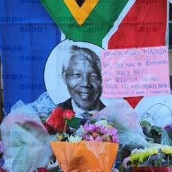 Memorials for Madiba in FS and NC today, NW tomorrow