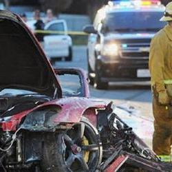Speed a factor in Paul Walker fatal crash