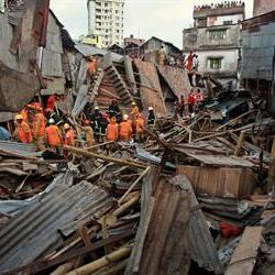 At least 70 killed in Dhaka building collapse