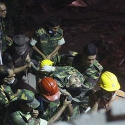 Fire kills last remaining survivor of collapsed Bangladesh building