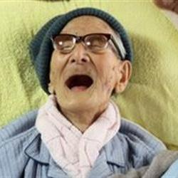 Oldest man in history dies at 116