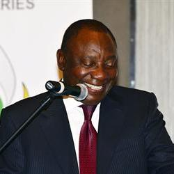 Ramaphosa's Lesotho visit continues