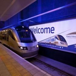 Cable theft disrupts Gautrain service