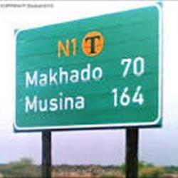 Makhado back to being called Louis Trichardt