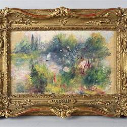$7 Renoir must go back to museum