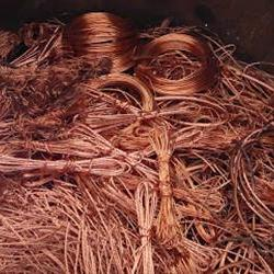 Copper theft up in October