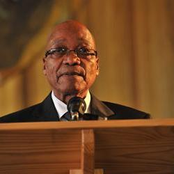 Zuma's end of year statement