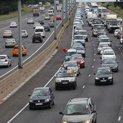 Traffic increase on FS roads expected today