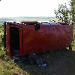 One killed, eight injured in Fochville accident