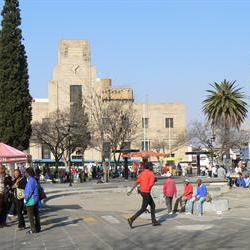 'Hoffman Square monument to reinvent Bloemfontein'