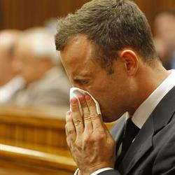Pistorius trial resumes in quieter court