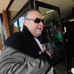 Krejcir associate refuses to enter court