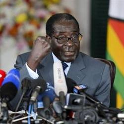 Mugabe backs Uganda's anti-gay law