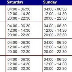 Possible Load Shedding Schedule For Welkom