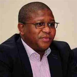 Mbalula storms out of studio before start of quota debate