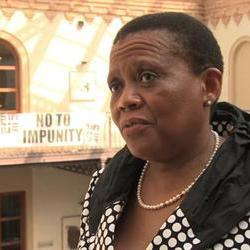 Urgent court papers filed against Tlakula: UDM
