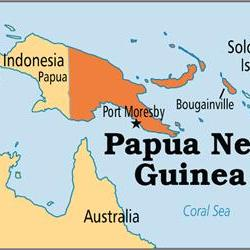 7.8 Quake strikes Papua New Guinea