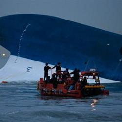Korean ferry captain arrested
