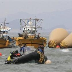 South Korea ferry: Death toll reaches 108