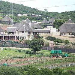 Nkandla ad hoc committee met briefly this morning