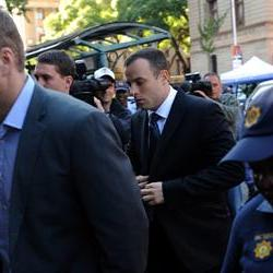 Feature: Oscar Pistorius as day-patient