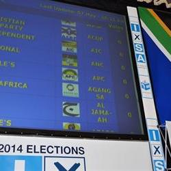 Feature: IEC happy with 2014 elections
