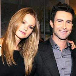 Adam Levine and SA model Behati Prinsloo tie the knot