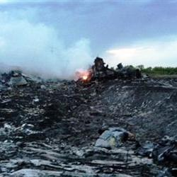 MH17 crash: Rebels release train with bodies