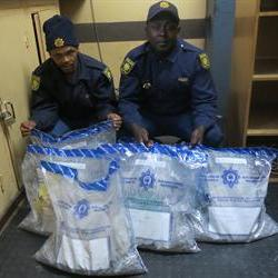 Two arrested in Kimberley with Mandrax tablets worth R1.2m