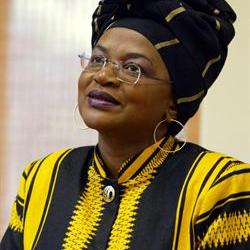 Mbete 'ready to be president'