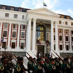 Mbete motion defeated after opposition walkout