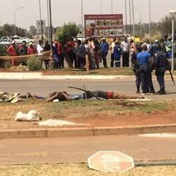 Klerksdorp bank robbery: Number of suspects brought down
