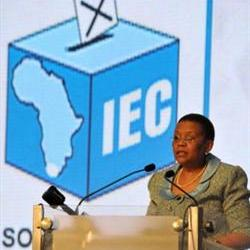 IEC chairperson Pansy Tlakula resigns
