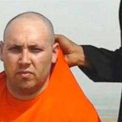 Another journalist allegedly beheaded by Islamic State