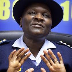 Police when act when attacked: Phiyega
