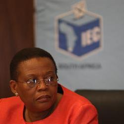 Tlakula's resignation as IEC chair ends 'tumultuous period'