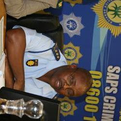 FS SAPS commissioner announces upgrades to police stations