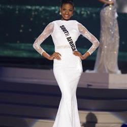 Miss SA competes in Miss Universe today