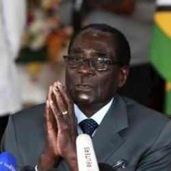 Robert Mugabe new AU chairperson
