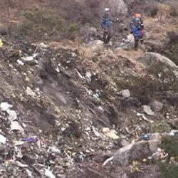 Germanwings pilot flew into mountain 'with intent'