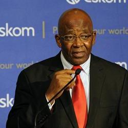 Minister after me: Eskom chair
