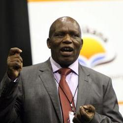 The message I'm getting is that farmers are not against transformation: Zokwana