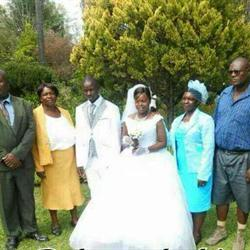 Bride's dad-in-shorts causes internet storm in Zim