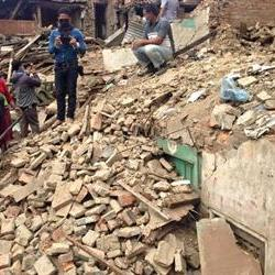 Gift of the Givers continue relief efforts in Nepal