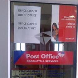 Shopping mall outlets part of Post Office problem